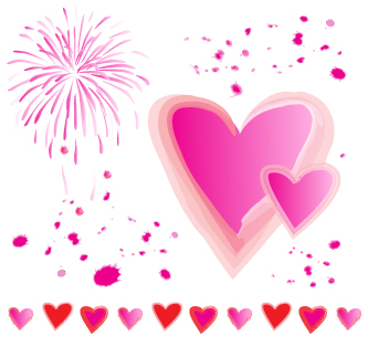HeartsFirecrackerVectorPackFreebie333_908786541211