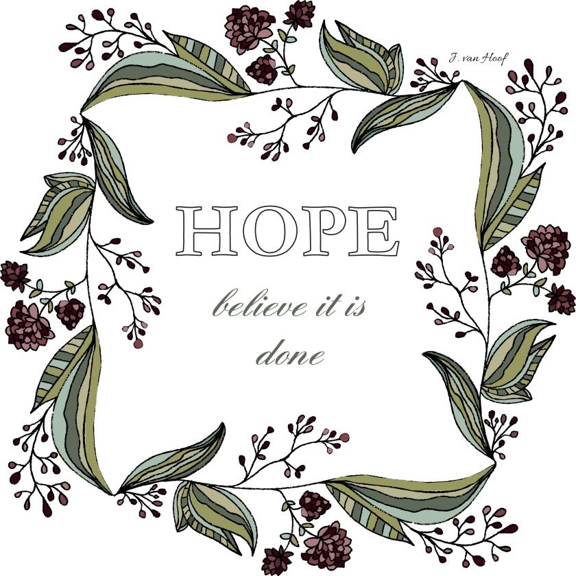 HOPEItisdoneMarkerArtFloralVineColouredV2